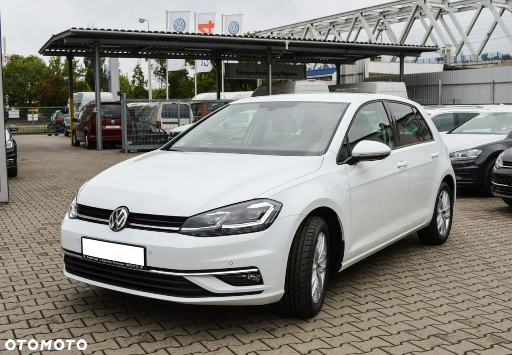 Volkswagen Golf FL 1.5 TSI 150KM DSG Highline - 1