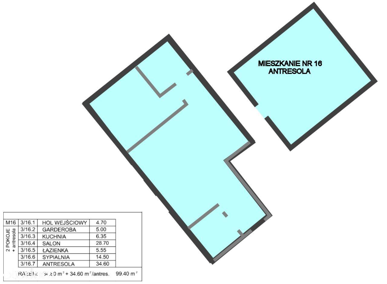 Mieszkanie na sprzedaż, Jelenia Góra, dolnośląskie - Foto 1