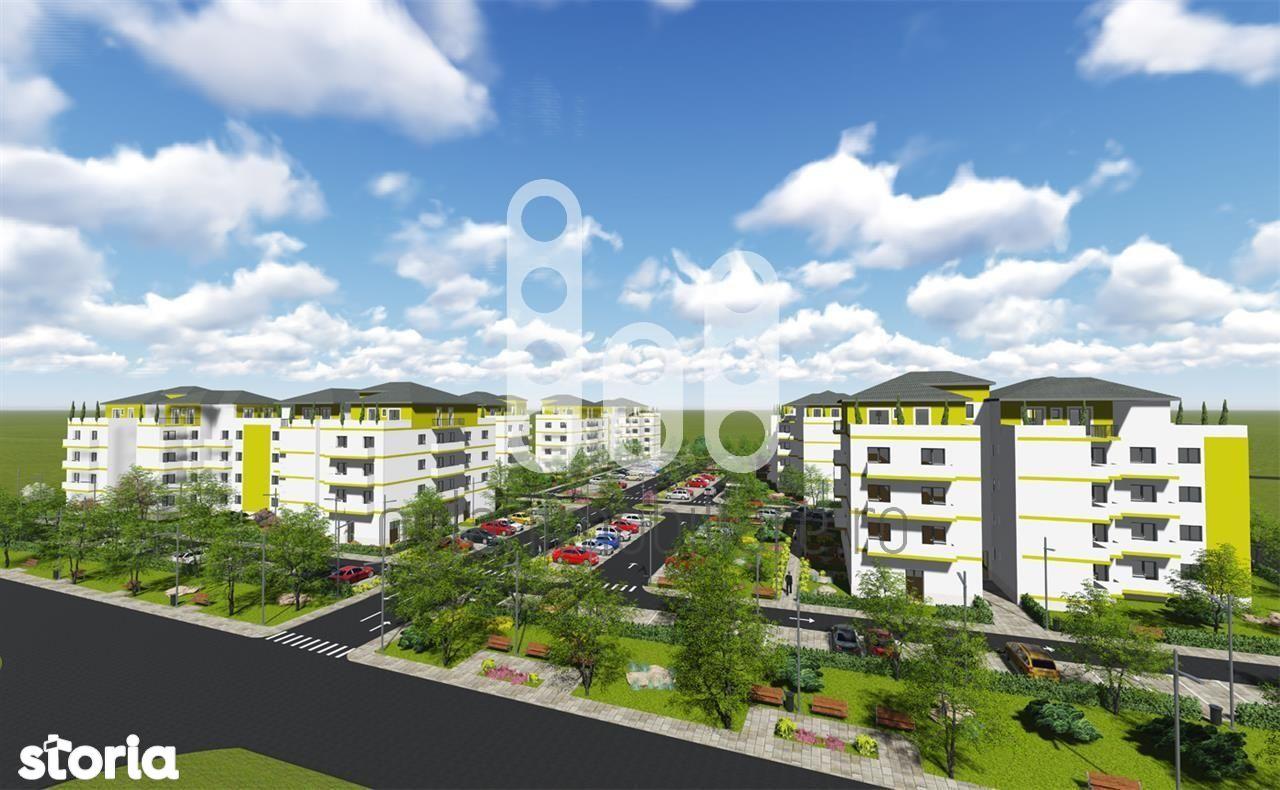Apartament de vanzare, Sibiu (judet), Strada Deventer - Foto 1