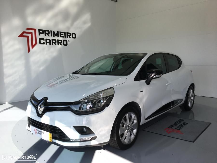 Renault Clio 0.9 TCe Limited GPS 90cv - 1