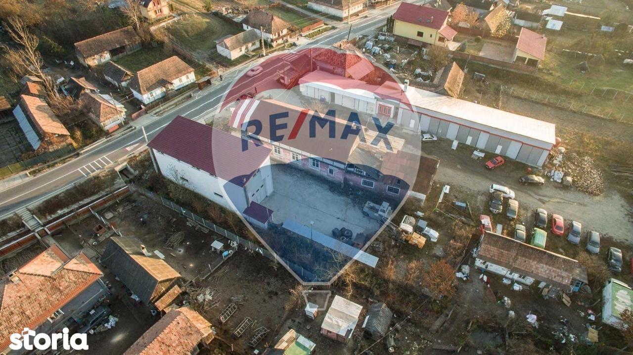 Depozit / Hala de vanzare, Bistrița-Năsăud (judet), Herina - Foto 6