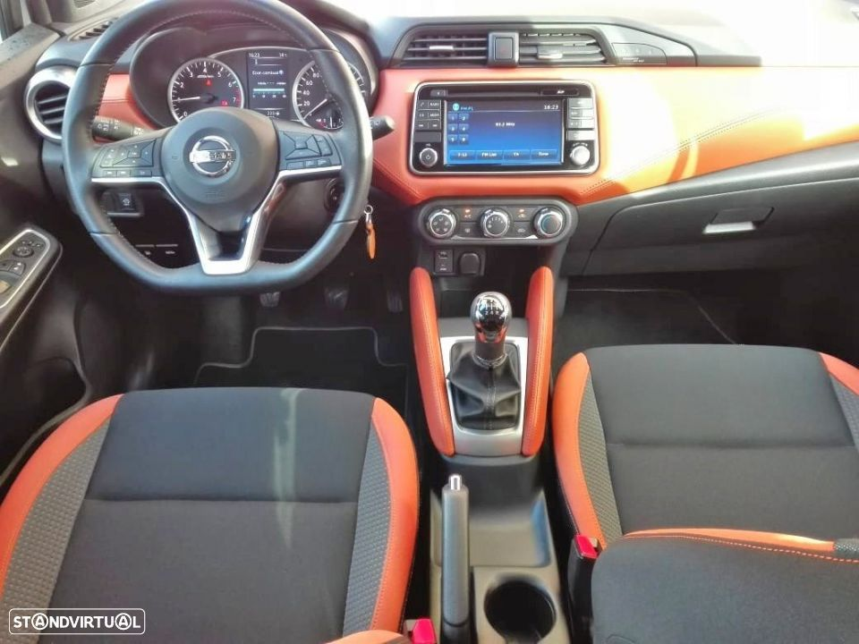 Nissan Micra 1.5 DCi Acenta Connect GPS - 6