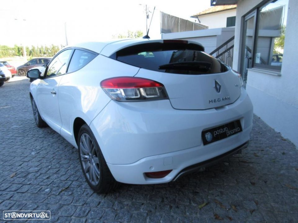 Renault Mégane Coupe 1.5 dCi GT Line SS - 5