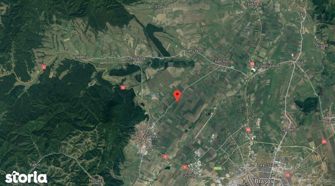 Teren de Vanzare, Brașov (judet), Codlea - Foto 3