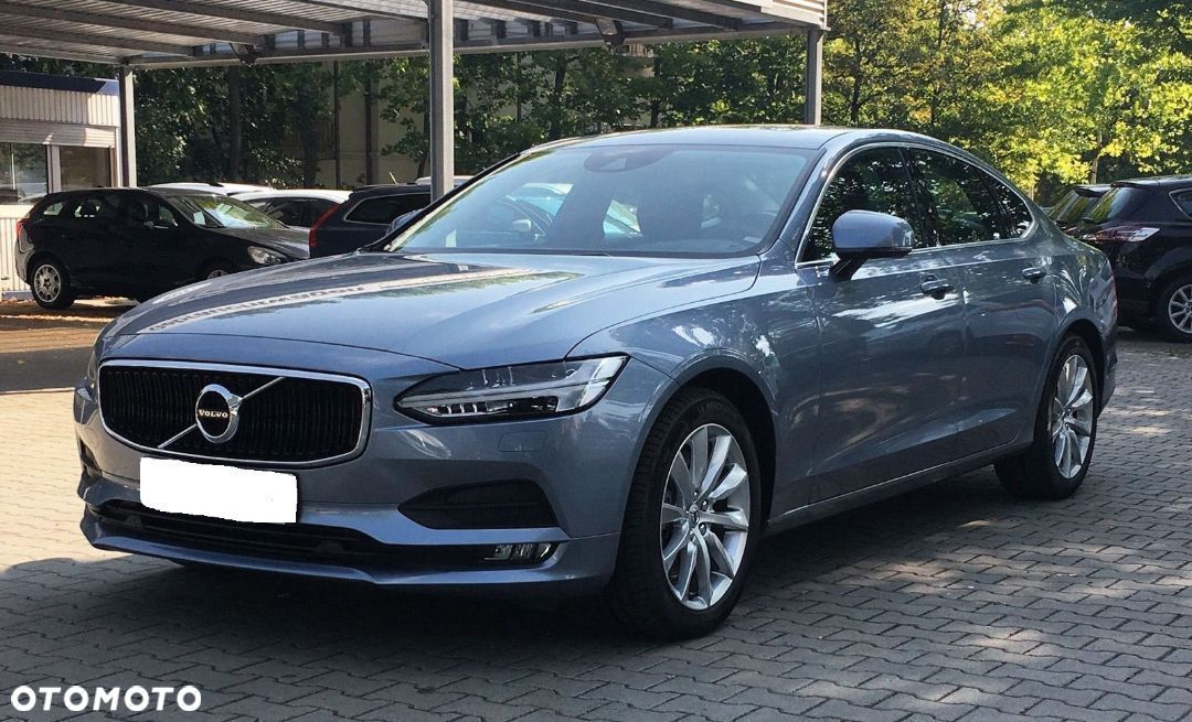 Volvo S90 D5 AWD 235KM 7700km Dach/Matryce LED/Webasto/Keyless Gwar do 2022r - 1