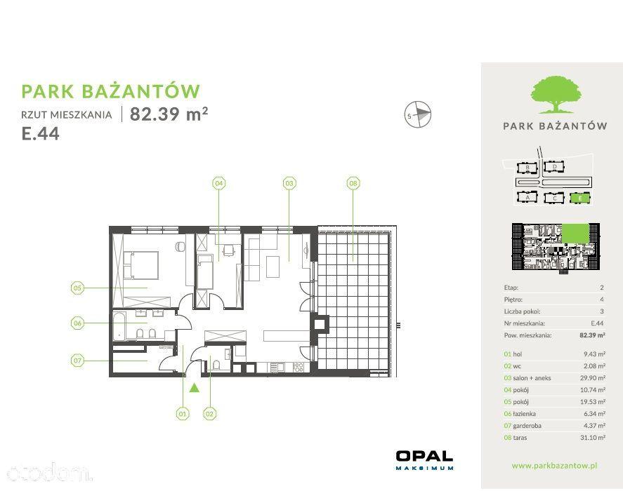 Mieszkanie na sprzedaż, Katowice, Kostuchna - Foto 1