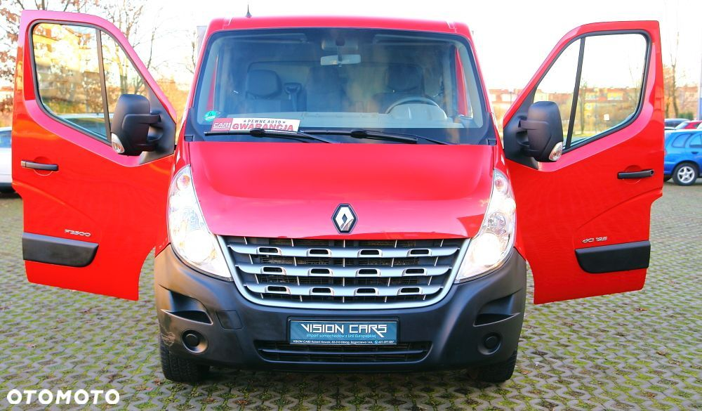 Renault master  2,3 DCI 125ps jak NOWY - 7