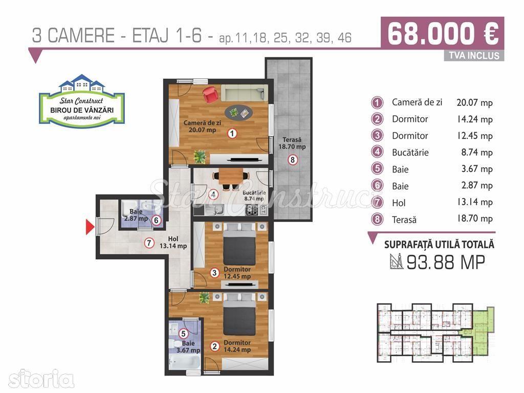 Apartament de vanzare, Bucuresti, Sectorul 5, Alexandriei - Foto 9