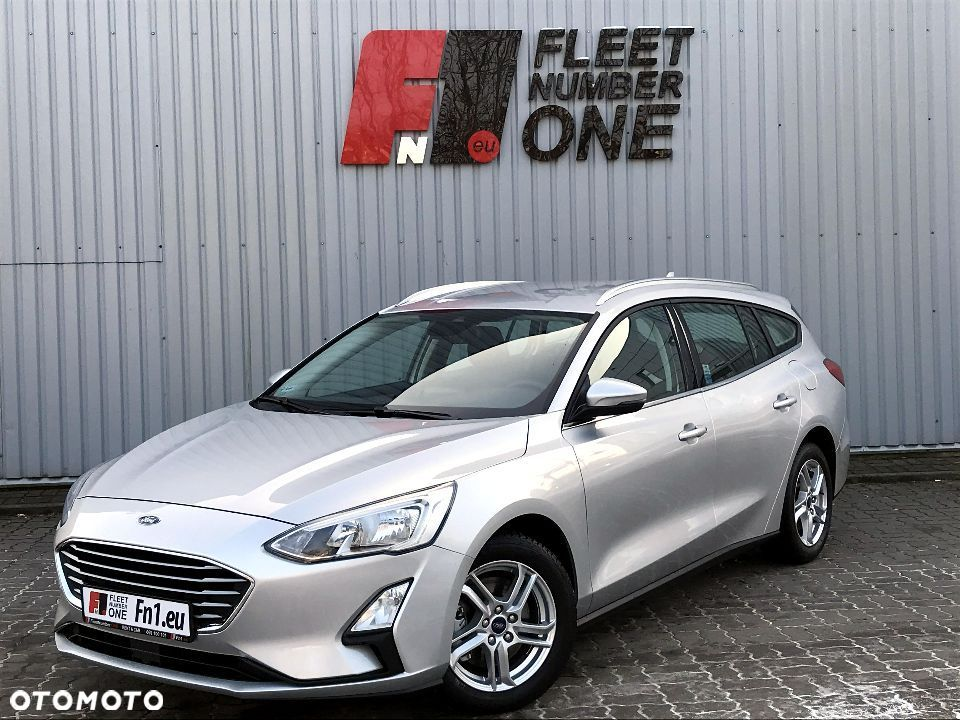 Ford Focus 1.5 EcoBlue 120 KM Trend Bluetooth Fleet Number One - 1
