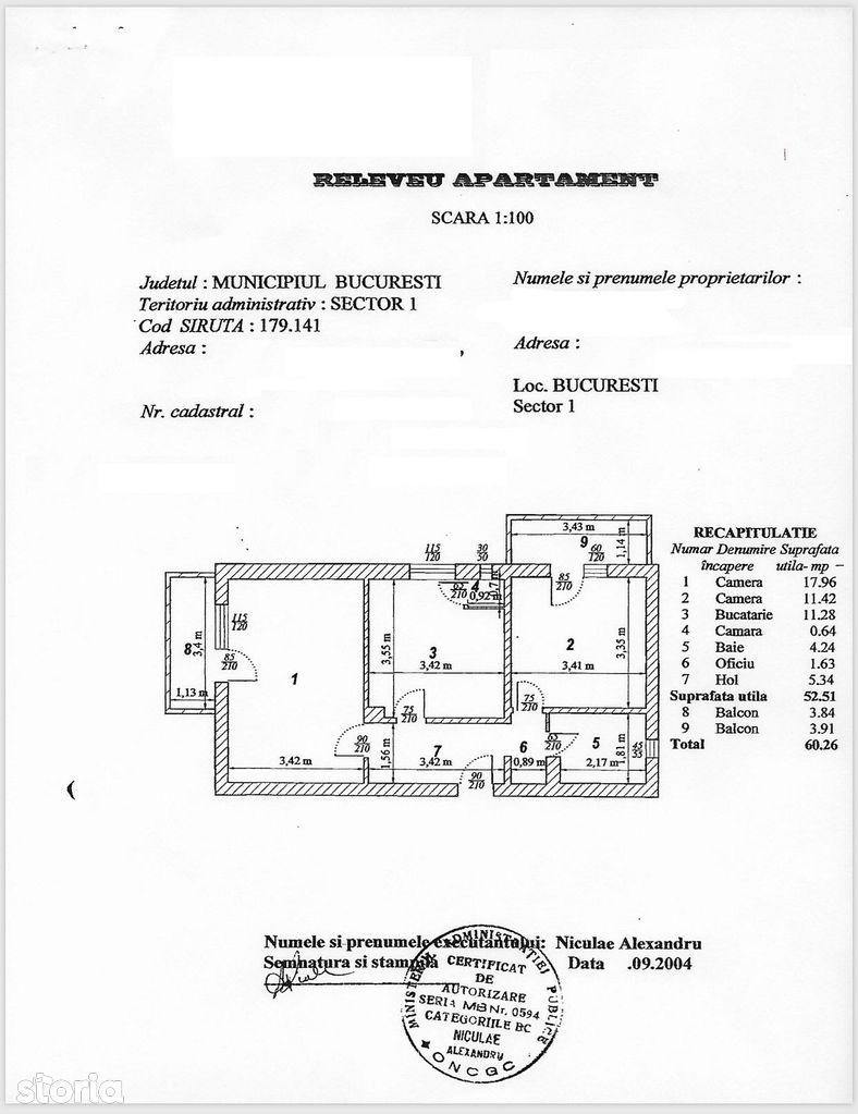 Apartament de vanzare, Bucuresti, Sectorul 1, Baneasa - Foto 3