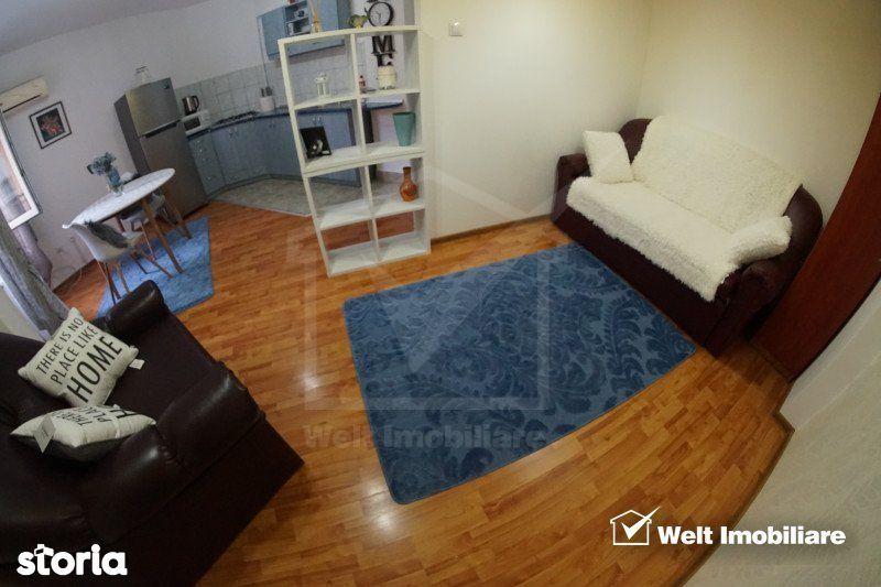 Apartament de inchiriat, Cluj (judet), Mărăști - Foto 3