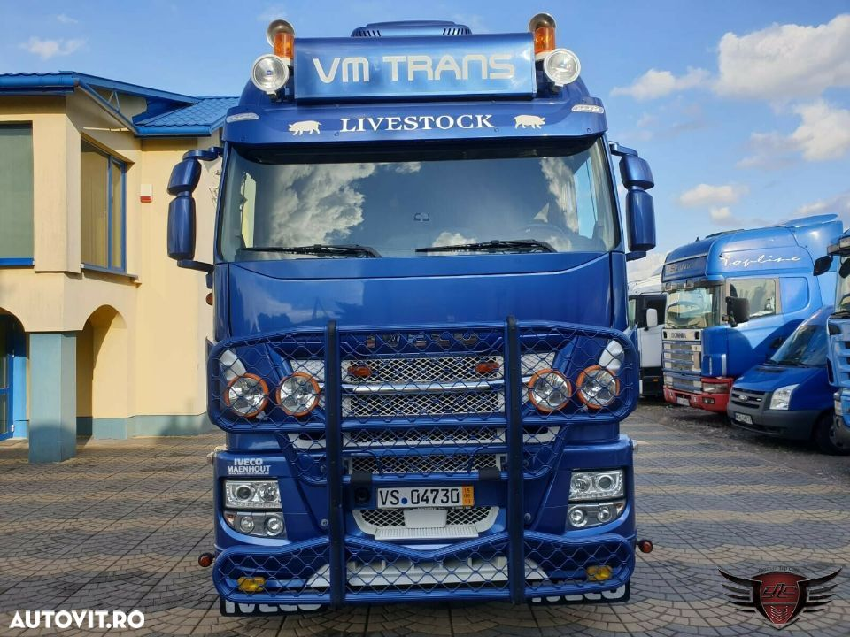 Iveco Stralis 510 Euro 6 2017 Nr. Int 10949 Leasing - 1