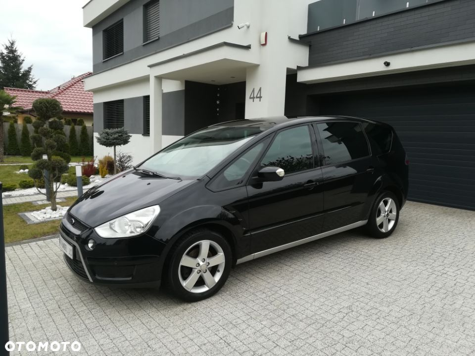 Ford S-Max Super Stan Benzyna Polecam - 1