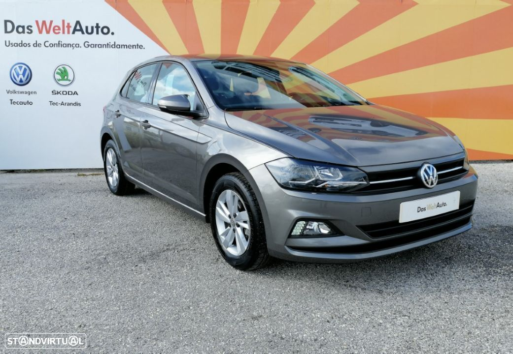 VW Polo 1,0 75cv Confortline AC - 2