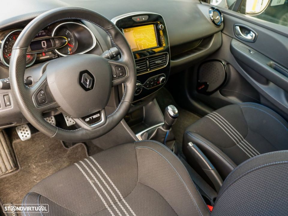Renault Clio 0.9 Energy TCe 90 GT Line - 7