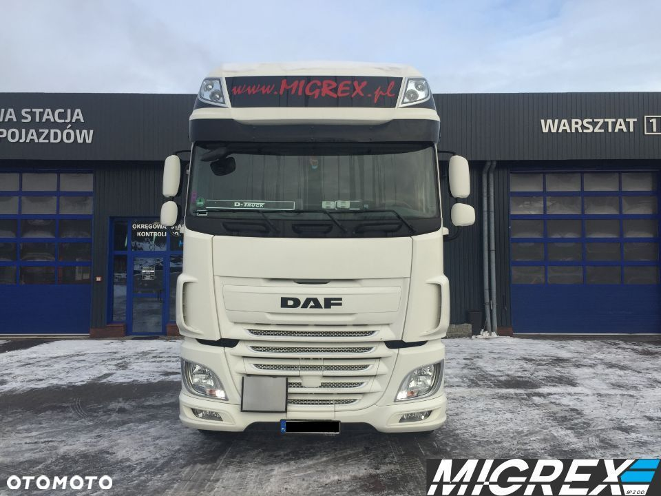 DAF XF 106 460 FT  SSC! Automat! Full Serwis! 2015! - 1