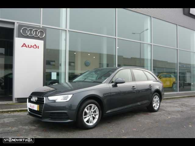 Audi A4 Avant 2.0 TDi Business Line - 1