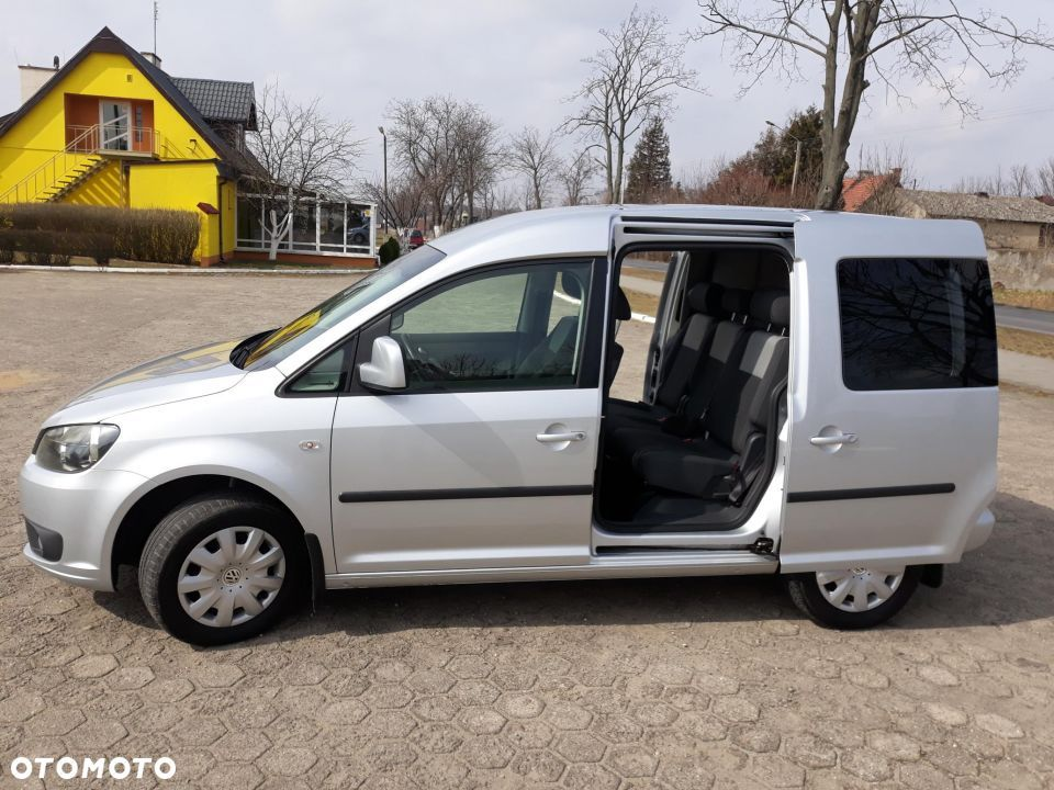 Volkswagen Caddy VW Caddy 1,6 TDI 105KM - 10