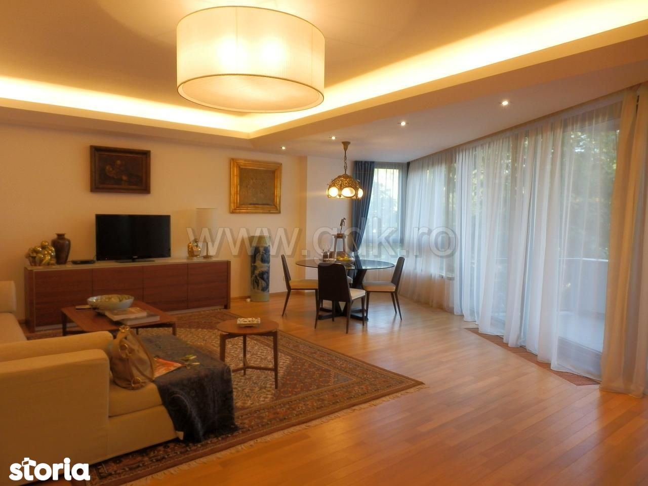 Apartament de inchiriat, București (judet), Strada Gen. Av. Athanasie Enescu - Foto 1