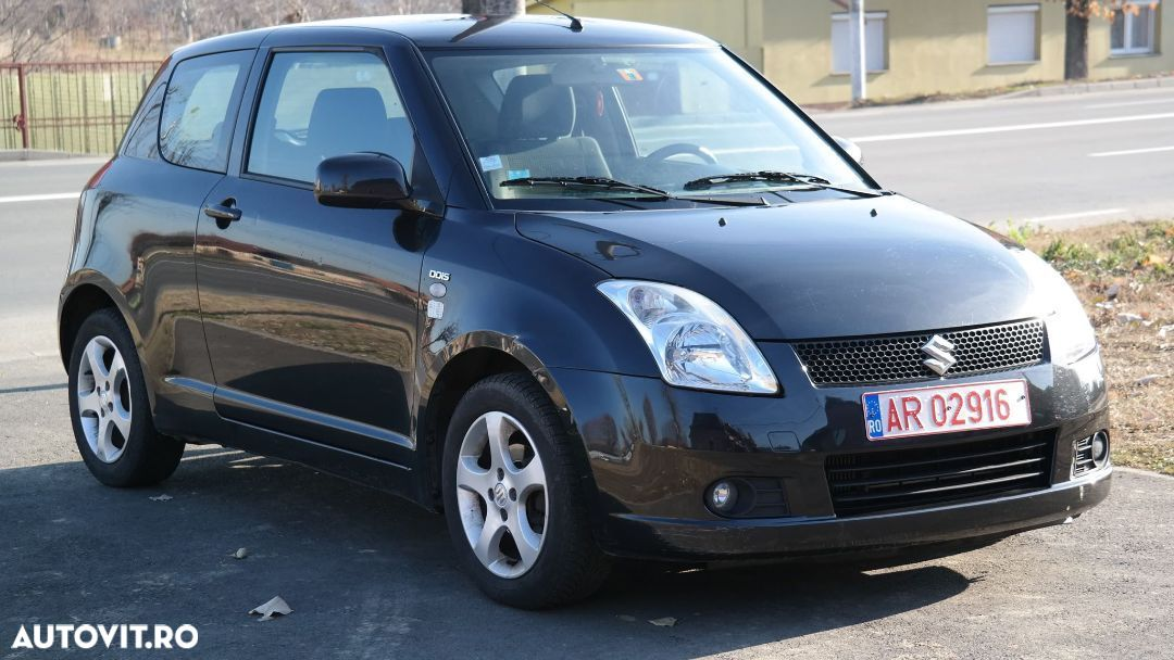 Suzuki Swift - 1
