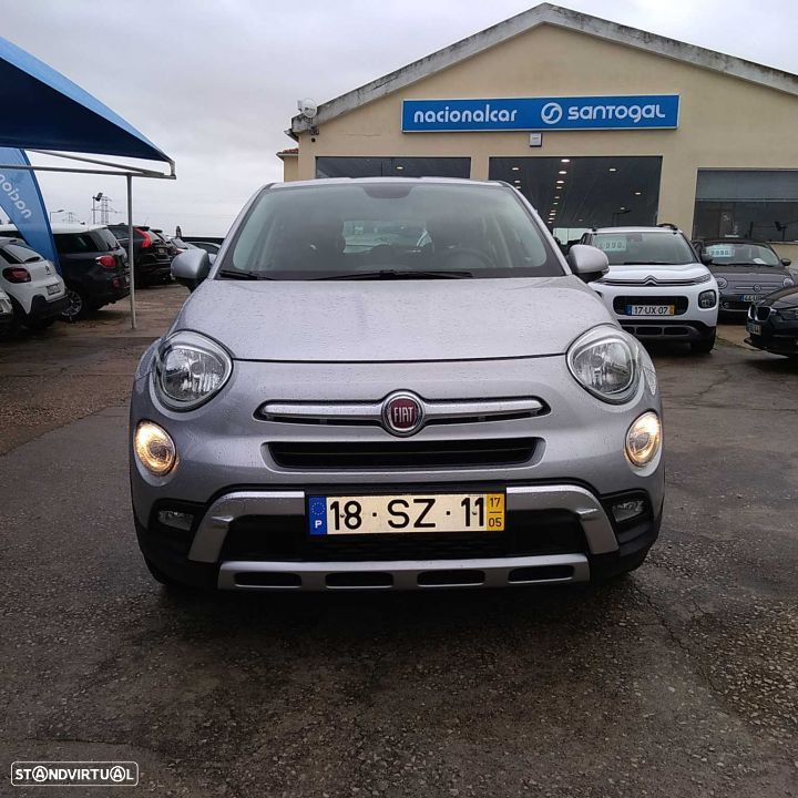 Fiat 500X (1.3 MJ Cross S&S) - 1