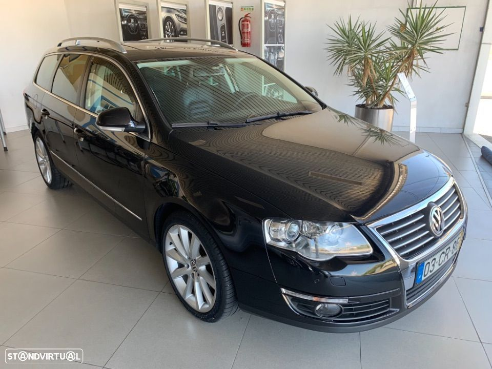 VW Passat Variant Highline - 1