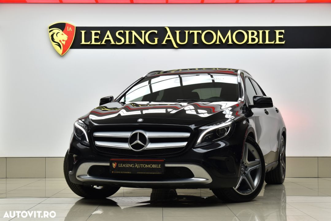 Mercedes-Benz GLA 220 - 2