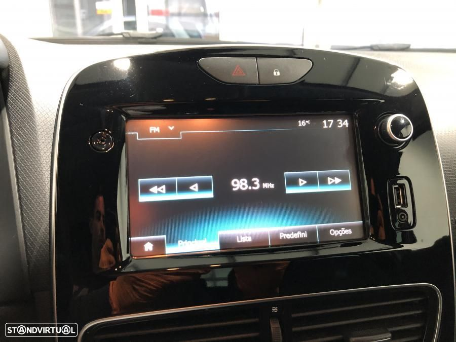 Renault Clio 0.9 TCe Limited GPS 90cv - 37