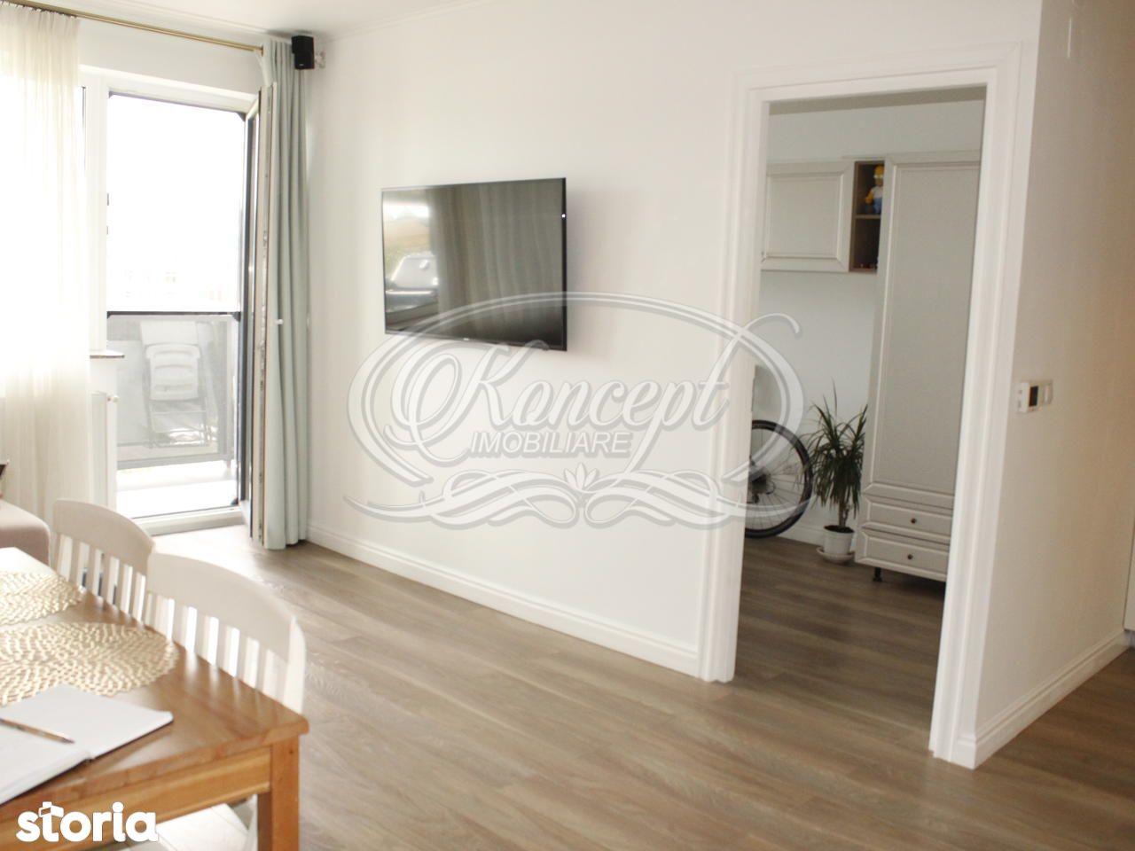 Apartament de vanzare, Cluj (judet), Strada Trandafirilor - Foto 4