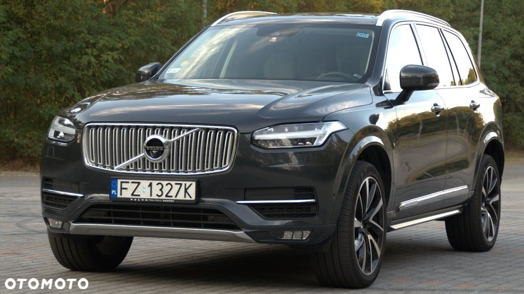 Volvo XC 90 Inscription MY18 D5 CESJA NAJMU bogata wersja - 1