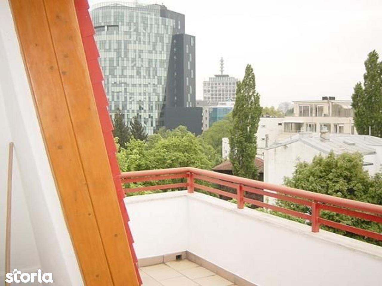 Apartament de vanzare, București (judet), Strada Herăstrău - Foto 2