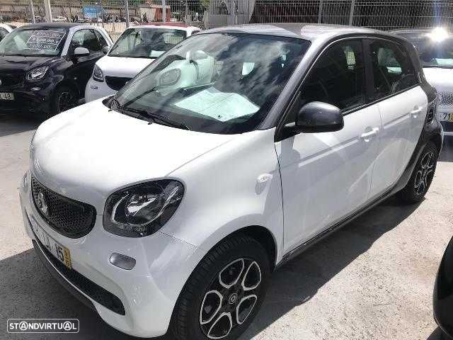 Smart ForFour (1.0 Passion 71 Aut.) - 1