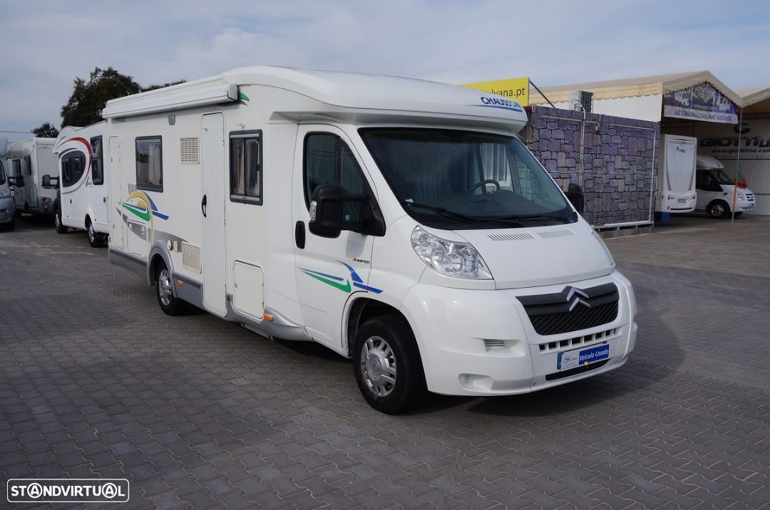 Chausson Welcome 76 - 8