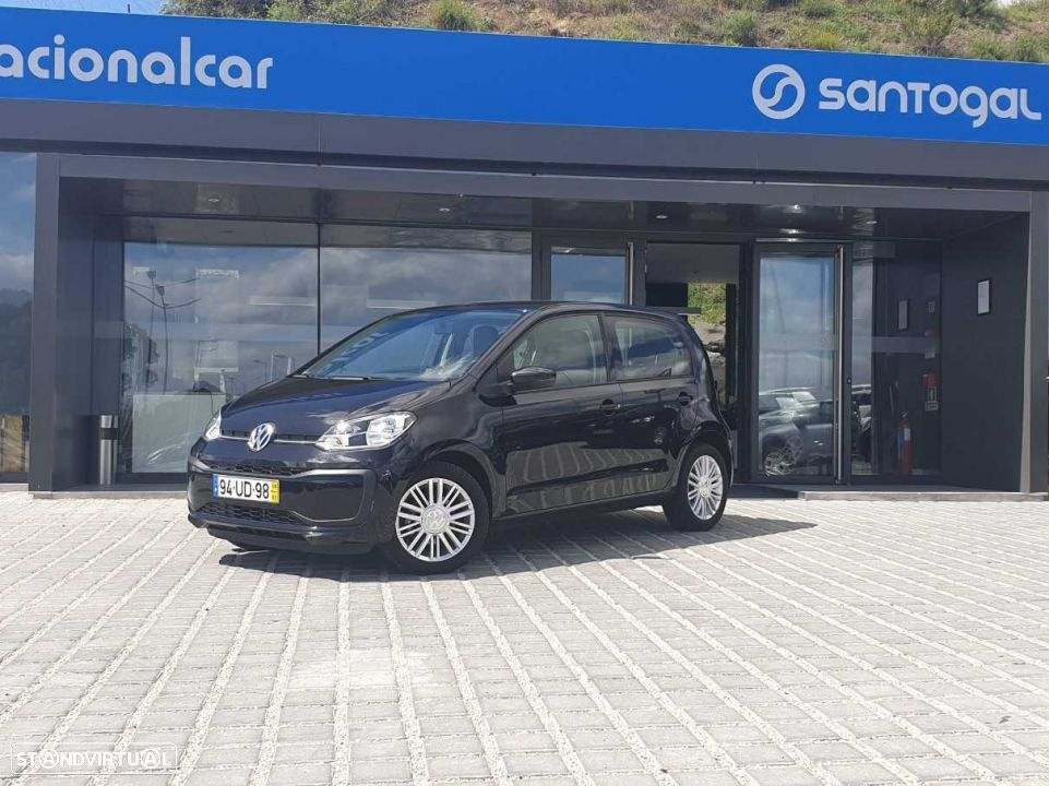 VW Up (1.0 BMT Move ! Auto) - 1