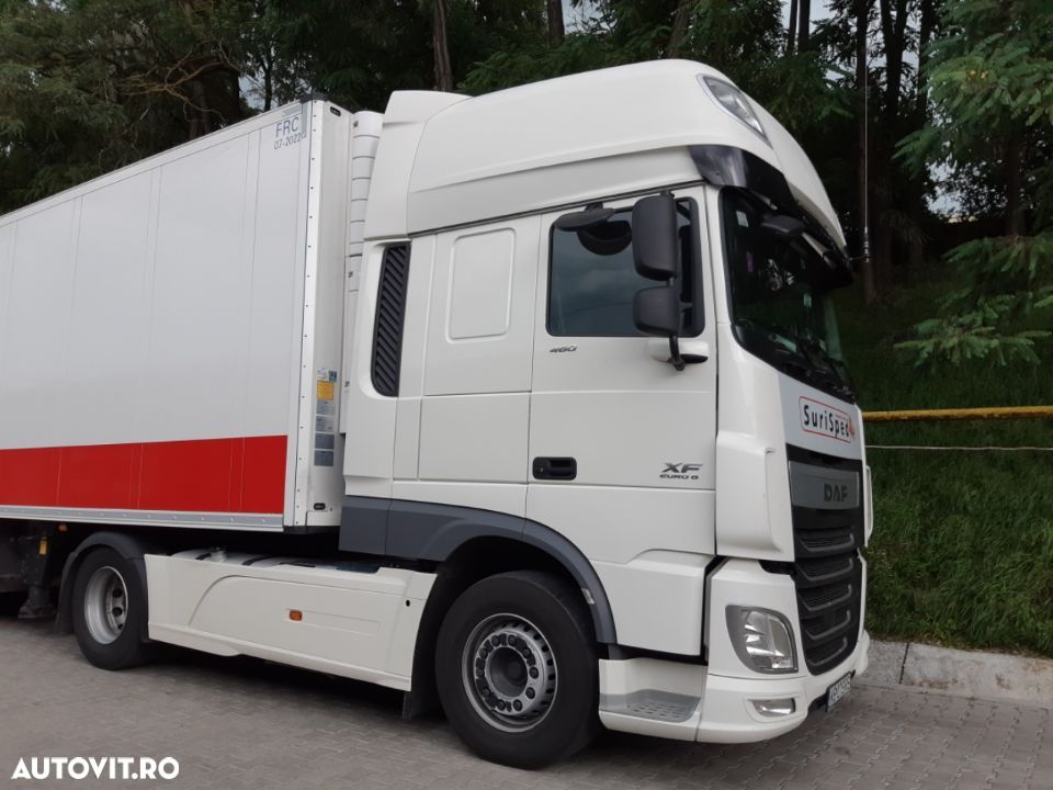 DAF XF 460 FT - 6