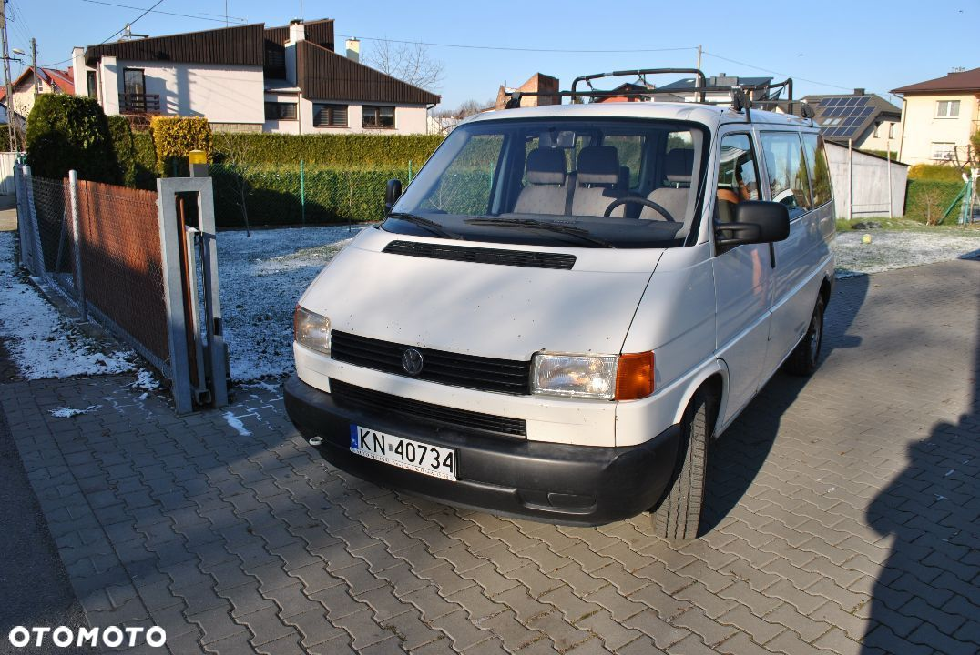 Volkswagen Transporter T4 2.5 TDI 9 osobowy - 1