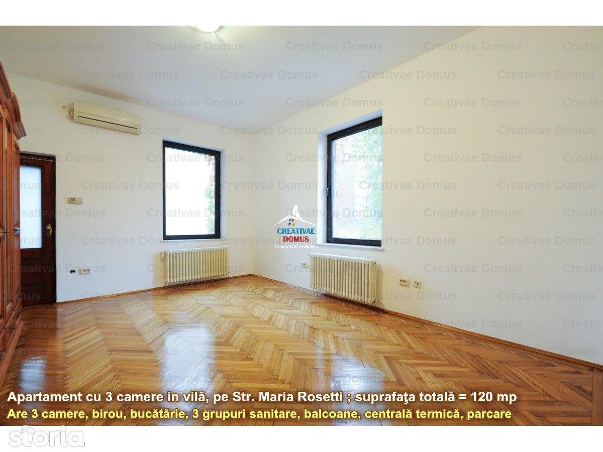 Apartament de inchiriat, București (judet), Strada Maria Rosetti - Foto 2