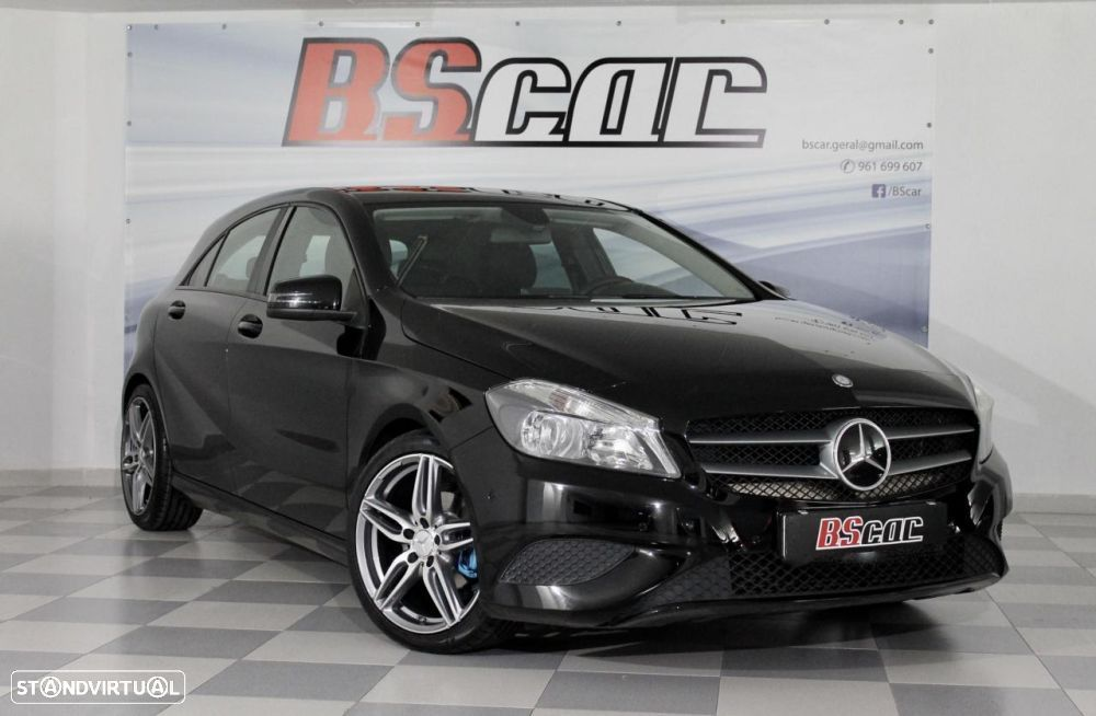 Mercedes-Benz A 180 CDi BE Style - 1