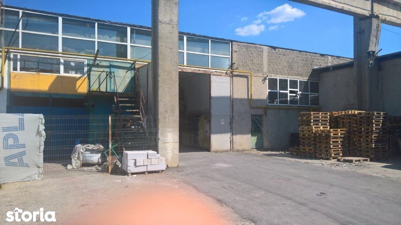 Depozit / Hala de vanzare, Iasi, Zona industriala - Foto 1