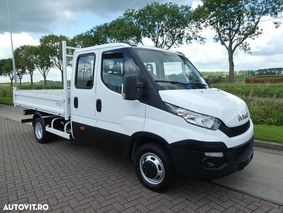 Iveco DAILY 35 C110 DC TIP - 2