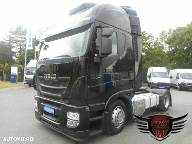 Iveco Stralis 460 HI WAY EURO 6 2013 Nr. Int 10875 Leasing - 10