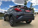 Toyota C-HR 1.2T Comfort + Pack Style - 4