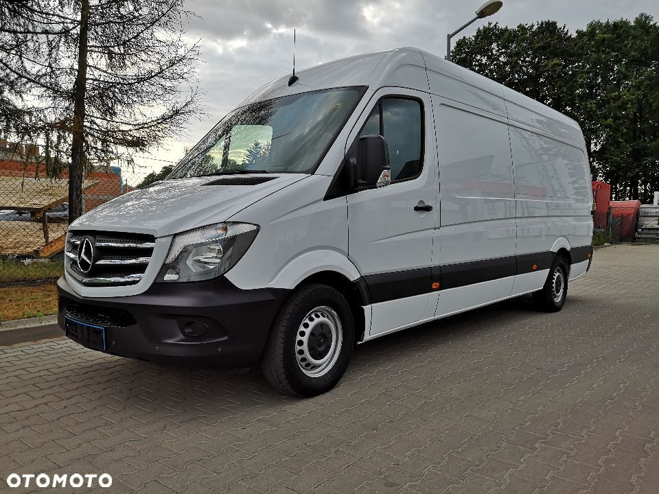 Mercedes-Benz 313 cdi  sprinter 313 316 cdi MAX 60 TYS KM NOWY - 1