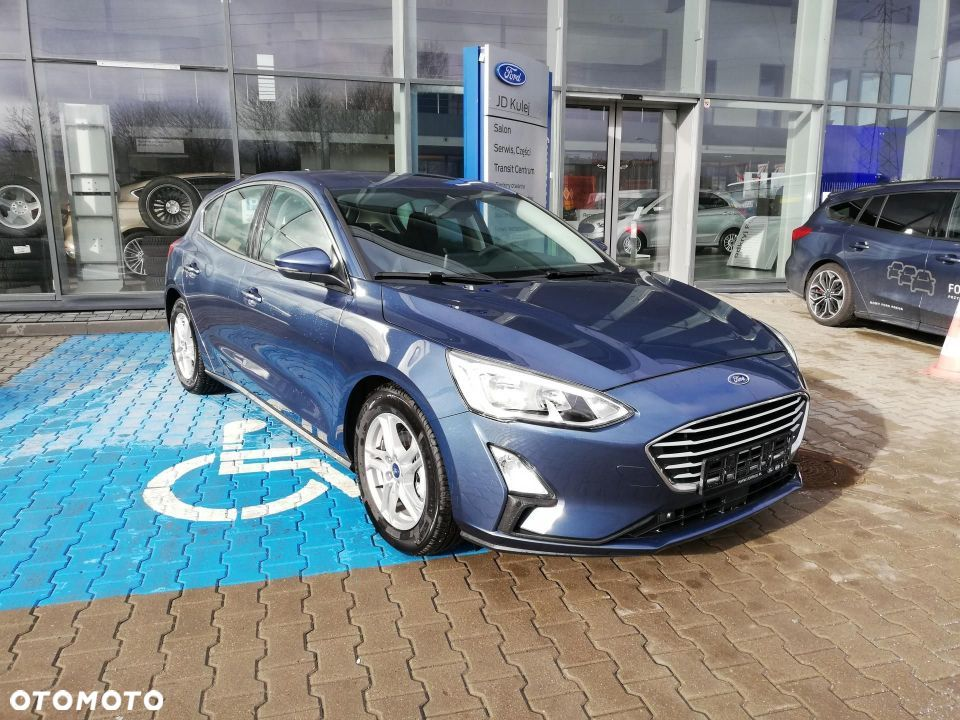 Ford Focus 1.5 EcoBlue 120 KM,AUTOMAT, Trend Edition Business - 1