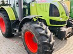Claas ARES 557 ATX 4cylindry 40km/H  ciągnik silnik John Deere zetor Case valtra - 10