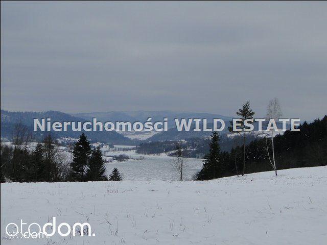 Działka na sprzedaż, Zawóz, leski, podkarpackie - Foto 1