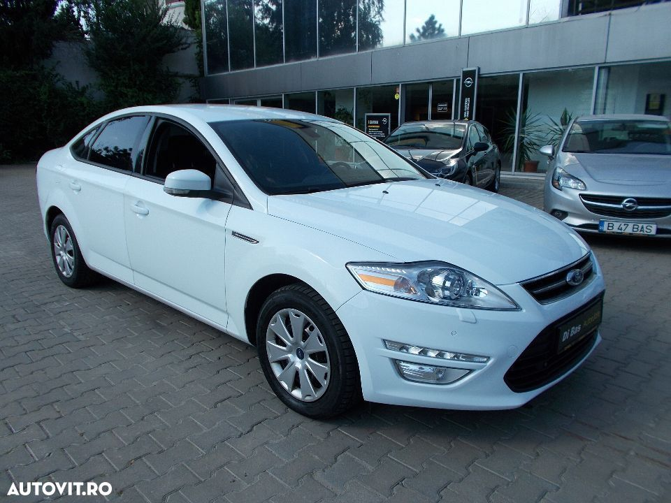 Ford Mondeo Mk4 - 5