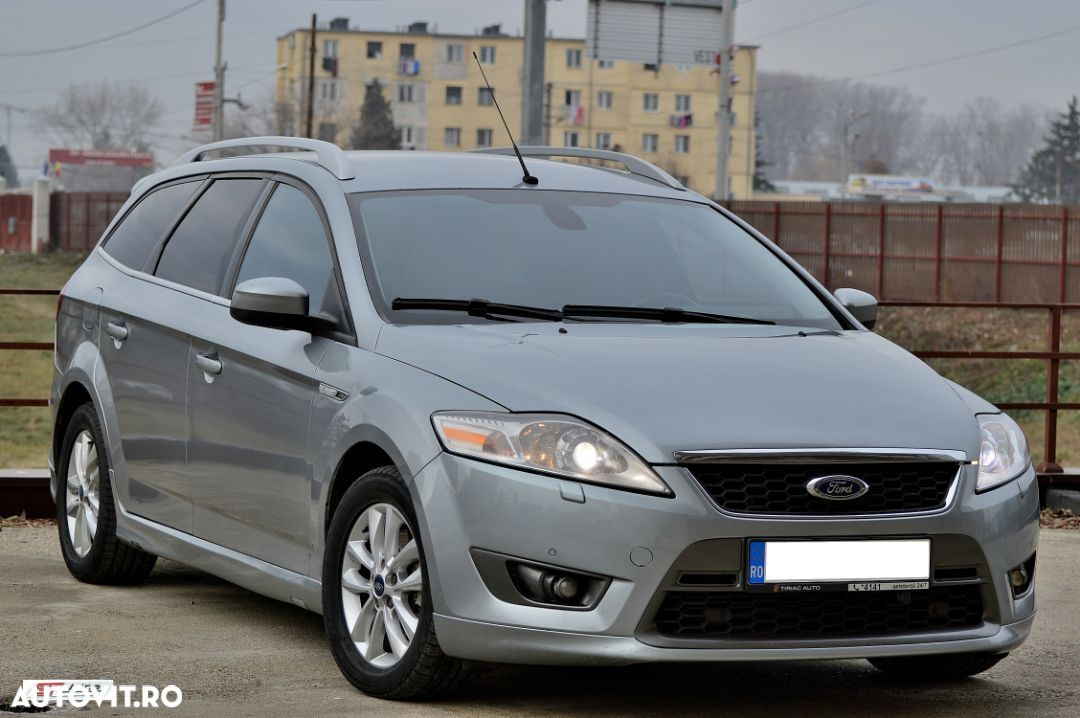 Ford Mondeo Mk4 - 11