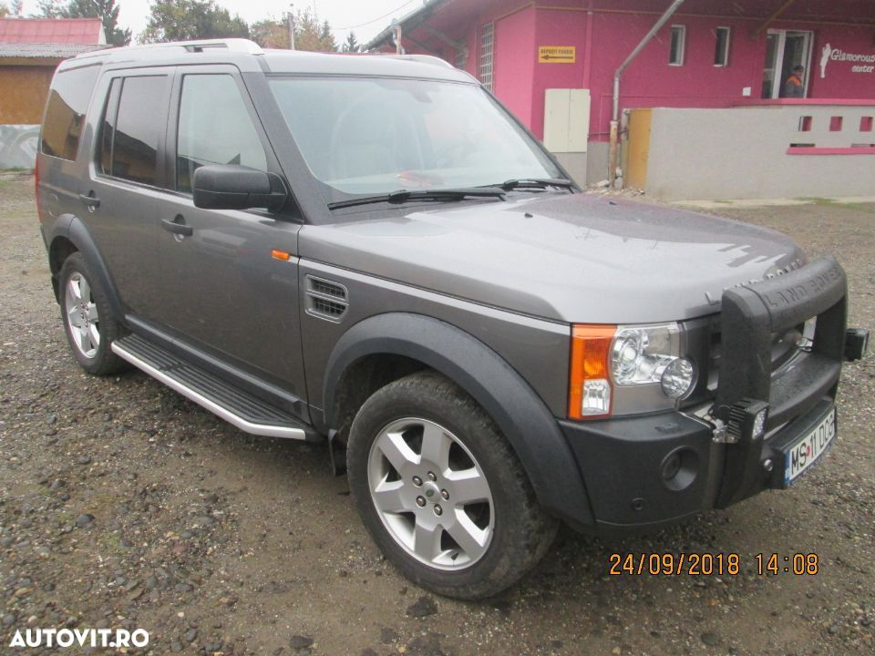 Land Rover Discovery - 11