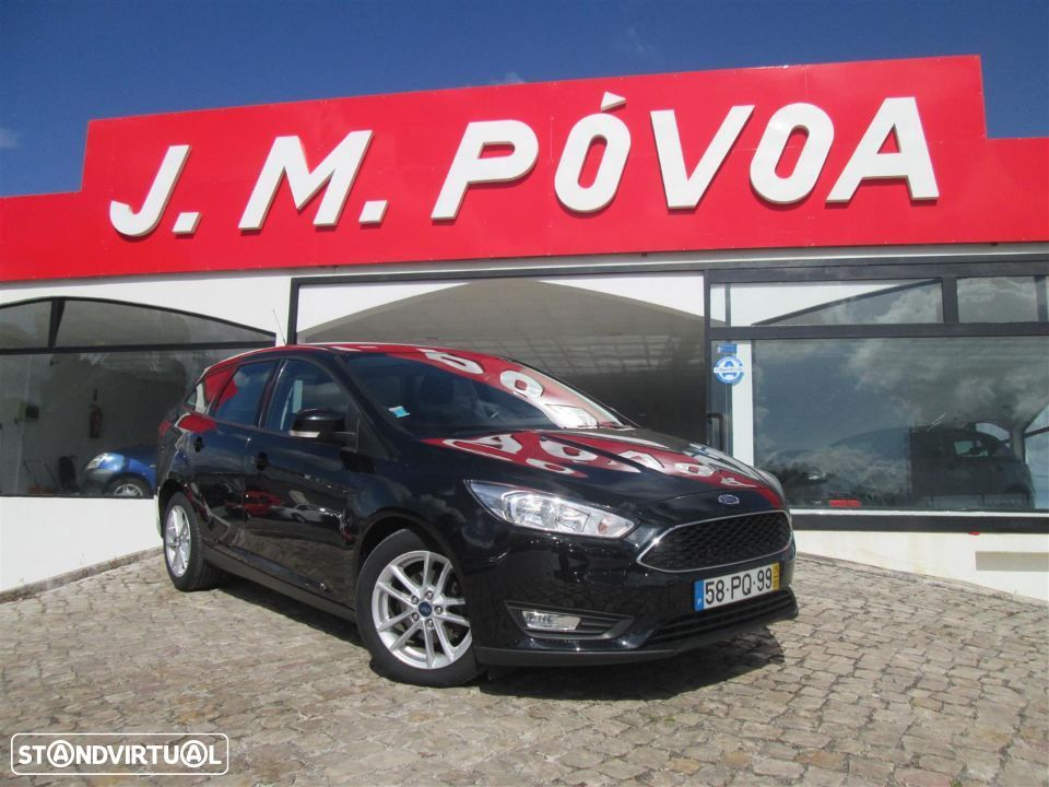 Ford Focus SW 1.5 TDCI TREND + - 1